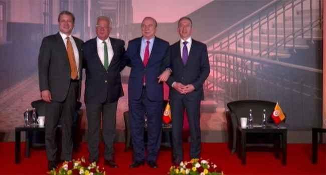 Galatasaray'da 4 başkan adayının vaatleri
