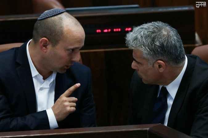 Siyonist İsrail'de Bennett hükümetinin kadrosu belli oldu