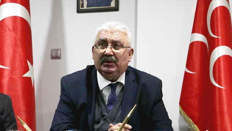 MHP'li Yalçın'dan Ahmet Davutoğlu'na azledilme tepkisi!