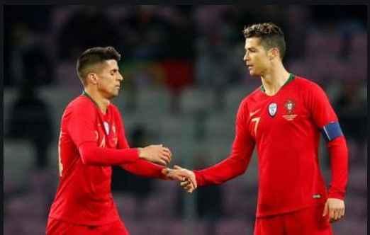 Portekiz'de şok! Turnuvada görev alamayacak
