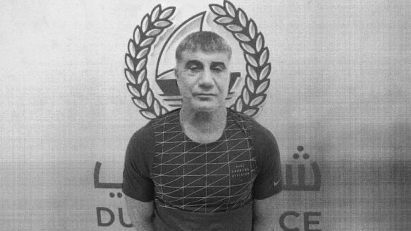 'Sedat Peker yakalandı' iddiasıyla paylaşılan fotoğraf montaj çıktı!