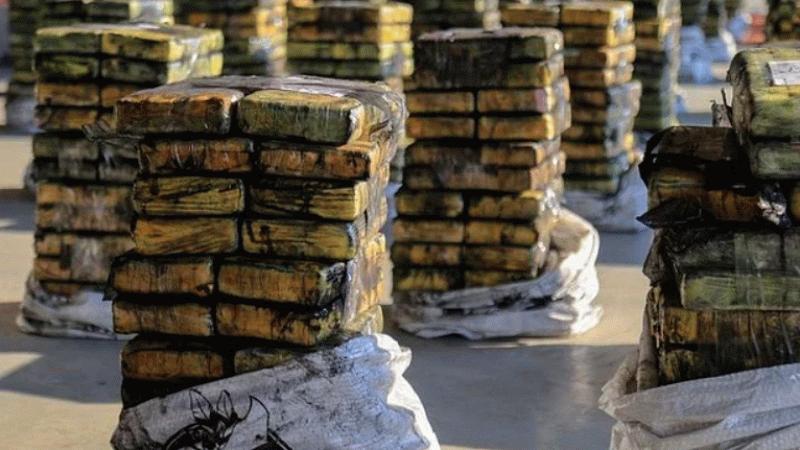 ABD kıyılarına 1,2 Milyon Dolarlık kokain vurdu!