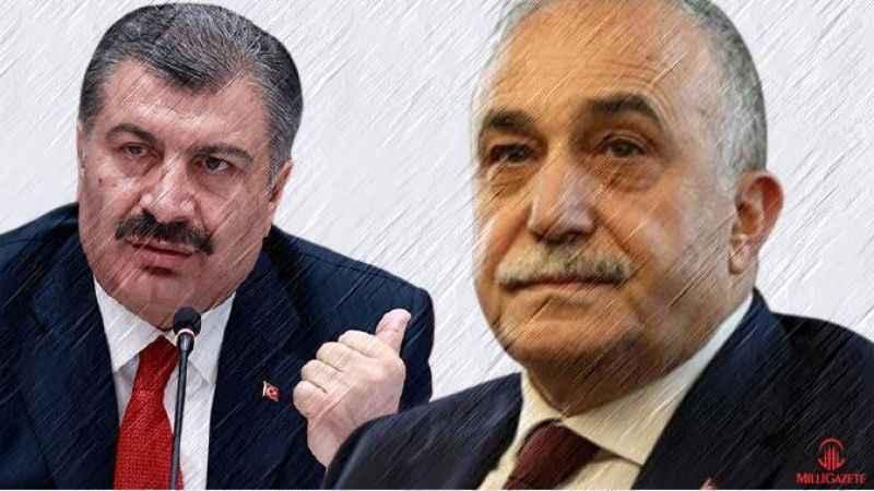 AK Partili Eşref Fakıbaba, Koca'dan şikâyetçi: Sistem yönetilemiyor