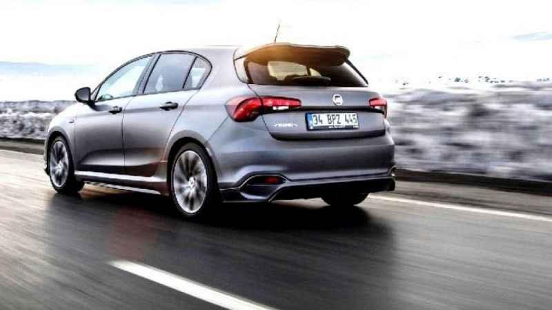 Fiat Egea Hatchback alacaklar dikkat!  İşte en güncel liste...