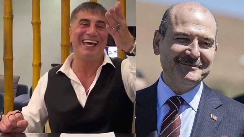 Sedat Peker, Süleyman Soylu'yu paniğe soktu: Her gün bunları söylüyor!