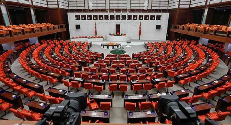 'İkiz Yasalar'ın kabul edildiği Meclis oturumunun tutanakları...