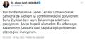 AK Partili Eşref Fakıbaba, Koca'dan şikâyetçi