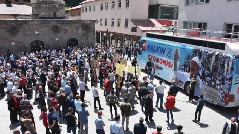 CHP'nin turu tamamlandı: Doğu illerinden acı tablo!