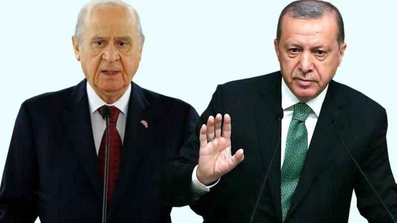 Cumhurbaşkanı Erdoğan ve Bahçeli arasında 'Ermeni Soykırımı' gerilimi!