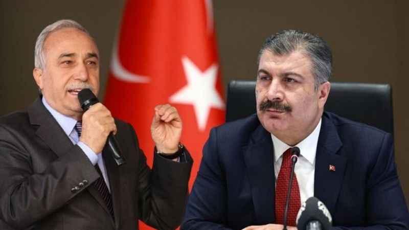 Fakıbaba, Fahrettin Koca'ya tepki gösterdi! O isimler görevden alındı