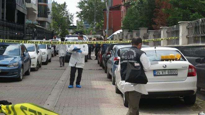 Gasp dehşeti: Kadın çalışan öldürüldü, eski eşi intihar etti!