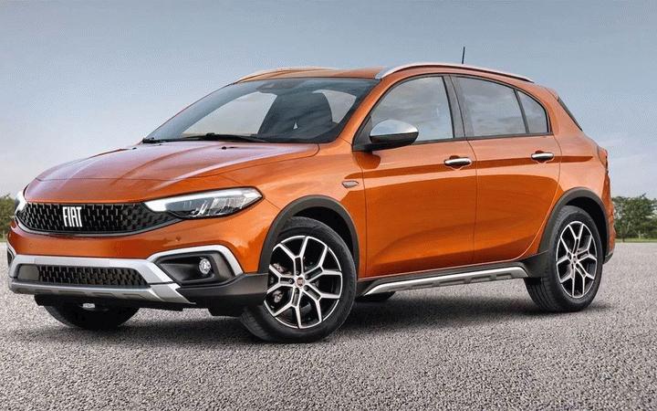 2021 model Fiat Egea Cross fiyatıyla kendisine hayran bırakacak