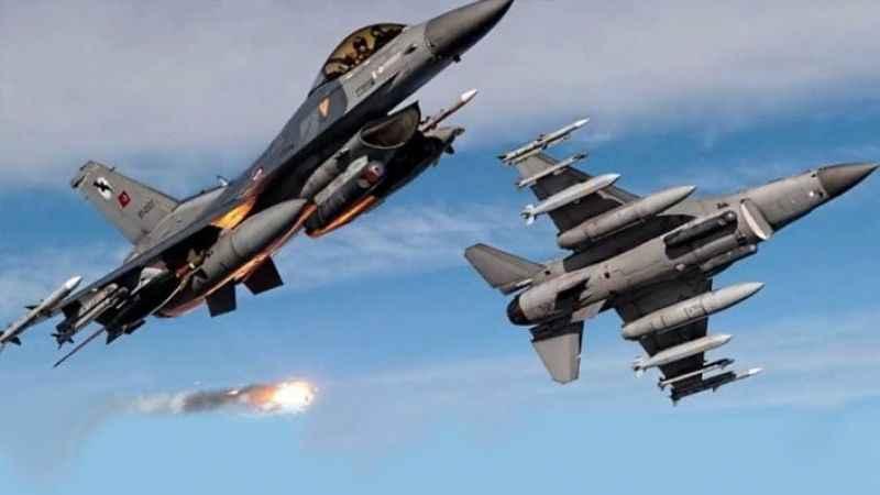 Son Dakika: Kuzey Irak'ta 5 PKK'lı etkisiz hale getirildi