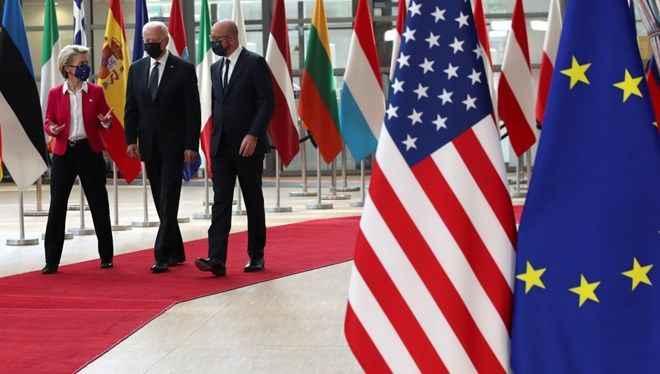 AB-ABD Zirvesi'nde Türkiye vurgusu! Çıkara dayalı bir ilişki
