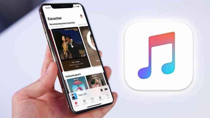Apple Müzik'ten Android sürprizi