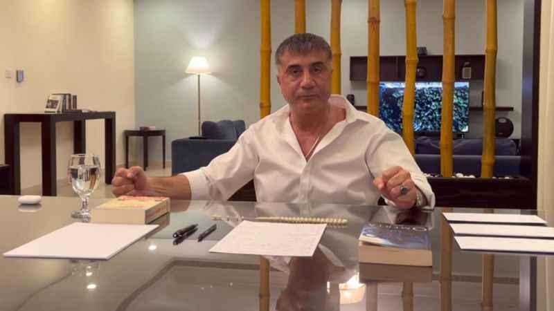 Azerbaycan halkının parasını kim yiyor? Sedat Peker'den flaş paylaşım