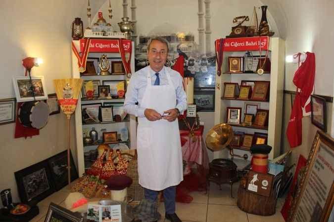 Eşsiz lezzet tava ciğer için Edirne'ye gelenler arttı