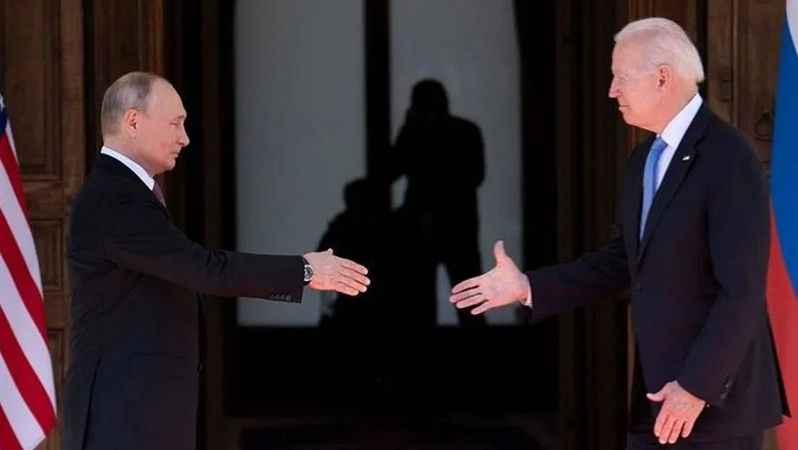 Biden-Putin görüşmesi sonrası anlaşma sağlandı