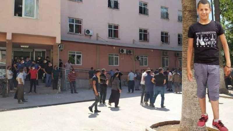Tarsus'ta çıkan kavgada 16 yaşındaki çocuk hayatını kaybetti!