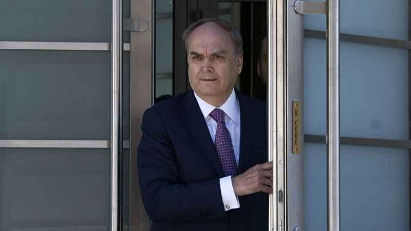 Rusya açıkladı! Washington Büyükelçisi ABD'ye geri dönüyor
