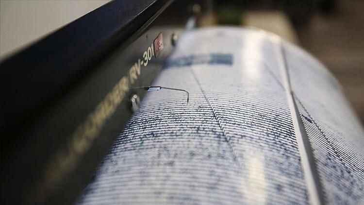 Son dakika deprem haberi: Ege Denizi'nde deprem!
