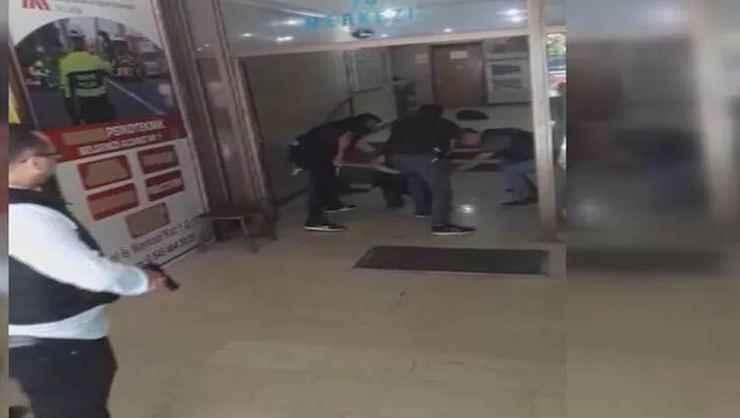 HDP binasına saldırıda yeni görüntüler ortaya çıktı
