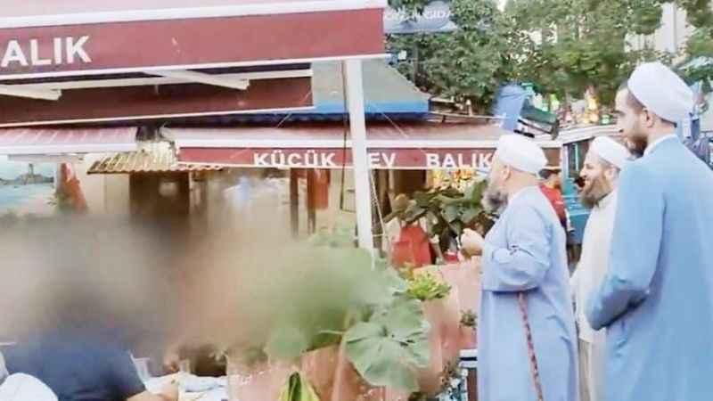 Ahmet Hakan'dan meyhane tebliğicilerine övgü: Hitapları gayet nazik