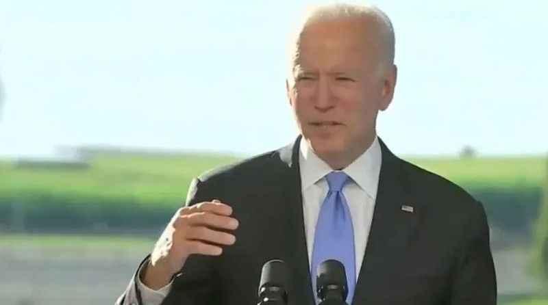 Biden, Putin diyeceğine Başkan Trump dedi!