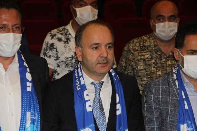 Erzurumspor'un başkanı belli oldu