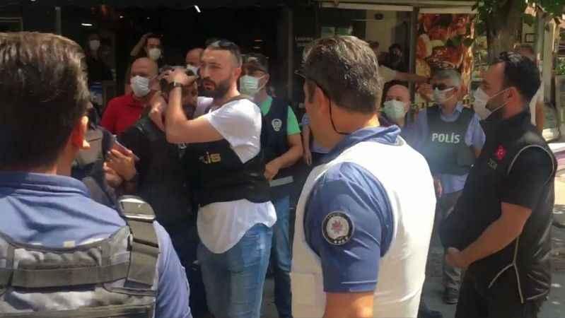 Saldırganının ilk ifadesi ortaya çıktı! PKK'dan nefret ettiğim için...