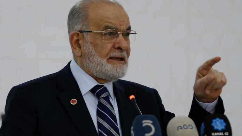 Temel Karamollaoğlu, HDP il binası saldırısını kınadı
