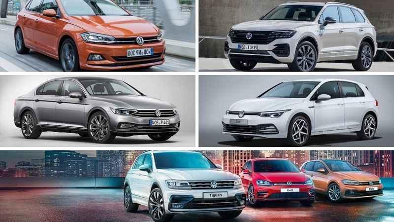 Volkswagen'de olay fiyatlar! Passat, Polo, Golf şaşkına çevirecek...