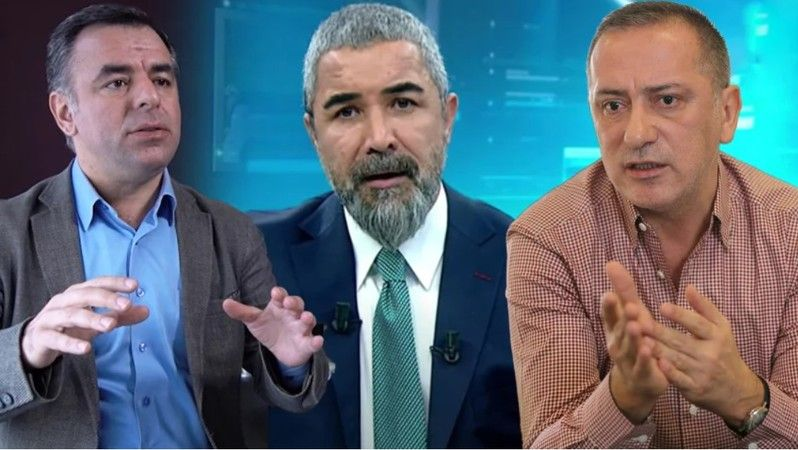 Fatih Altaylı ile Barış Yarkadaş arasında 'Veyis Ateş' tartışması!