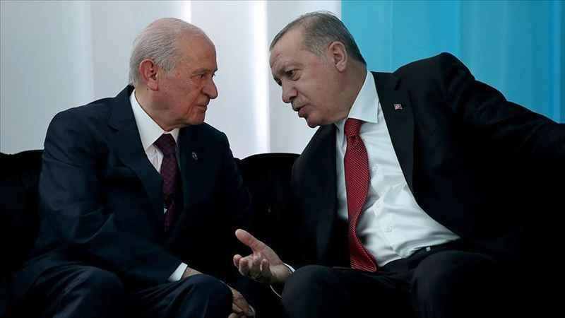 MHP, AKP'ye raporunu gönderdi: Bahçeli'nin 3 şartı var!