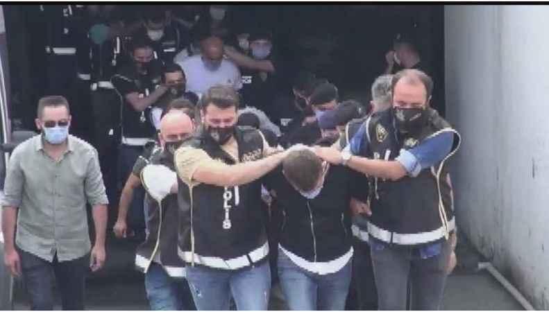 'Nuriş Kardeşler' organize suç örgütü operasyonunda yeni gelişme