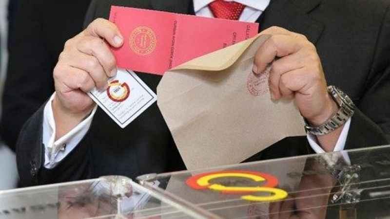 Galatasaray yeni başkanını seçiyor? Başkan adayları kimler?