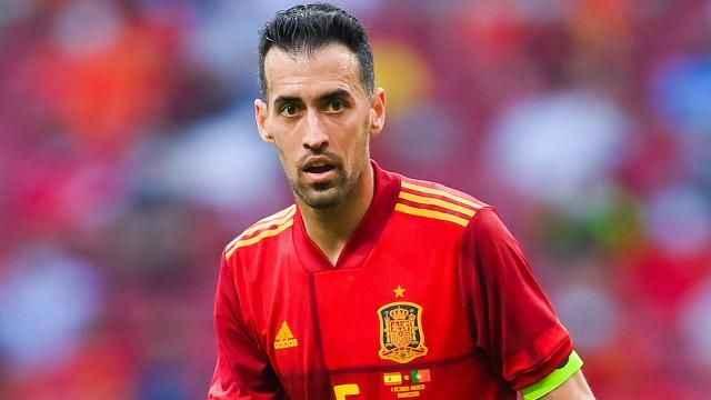 Sergio Busquets, İspanya Milli Takım kampına dönüyor!