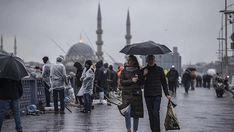 İstanbul Valiliği'nden flaş uyarı! Kuvvetli sağanak geliyor...