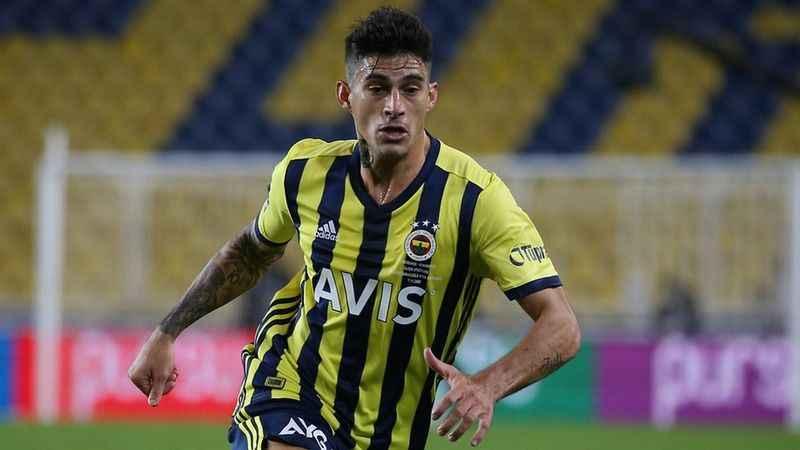Fenerbahçe'de Diego Perotti depremi!