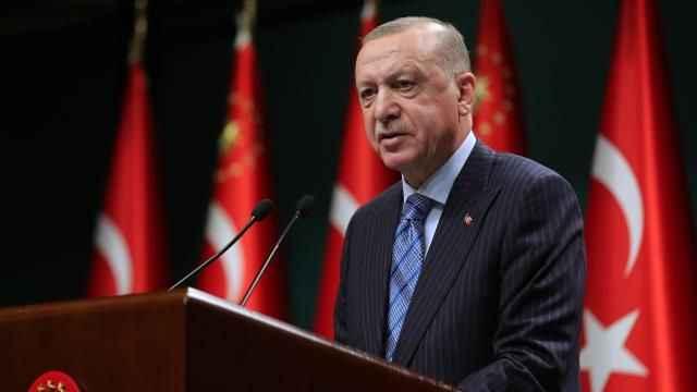 Cumhurbaşkanı Erdoğan'dan İran'ın yeni cumhurbaşkanı Reisi'ye tebrik