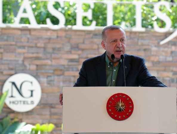 Erdoğan'dan HDP'ye yönelik saldırıyla ilgili ilk açıklama