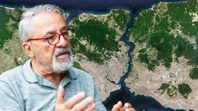 Naci Görür'den Kanal İstanbul projesi için korkunç deprem uyarısı