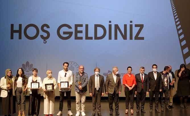 Sultanbeyli Uluslararası Kısa Film Yarışması ödülleri verildi