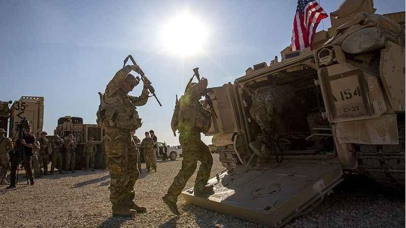 ABD Körfez'den çekiliyor! İran'a karşı Türkiye önerisi
