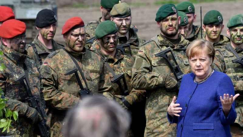 Alman ordusunda 90 yıl sonra bir ilk! Meğer 2019'da imzalanmış...