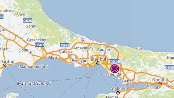 İstanbul'da dün meydana gelen deprem ne anlama geliyor?