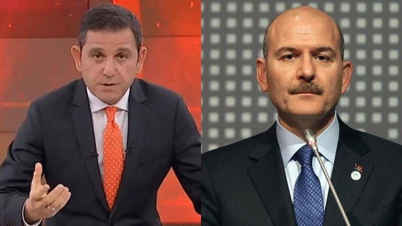 Fatih Portakal'dan Süleyman Soylu'ya tepki: Neden konuşmuyorsunuz?