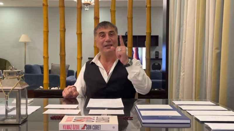 Sedat Peker'den açıklama: Yeni video için tarih verdi