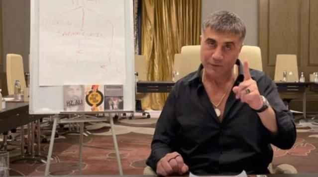 Sedat Peker'den yeni video açıklaması!
