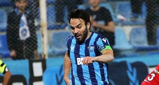 Volkan Şen, Adana Demirspor'dan ayrıldı